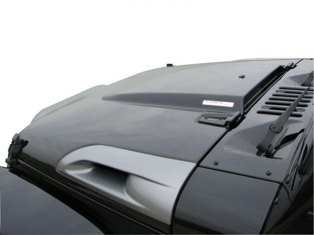 Truck Master Designs Cold Air Induction Hood Garasi Jeep